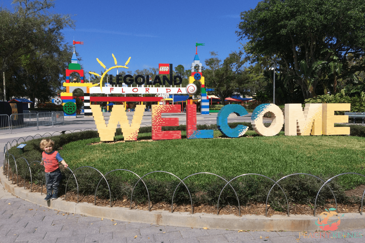 What Can My Two Year Old Do At Legoland Florida?