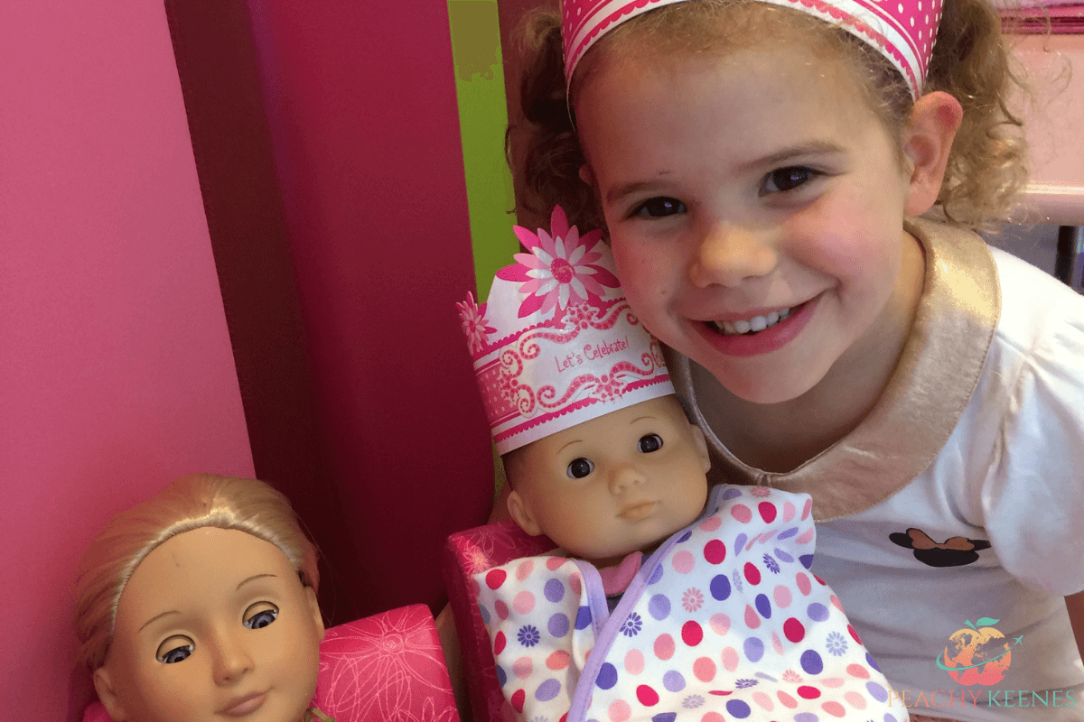 An American Girl Birthday in Orlando