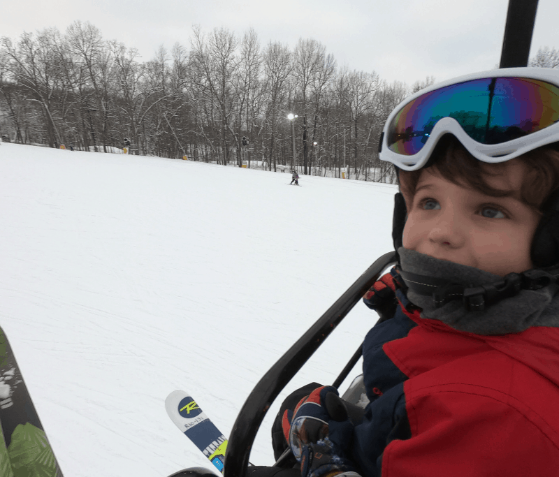 Snow Skiing With Kids For The First-Time