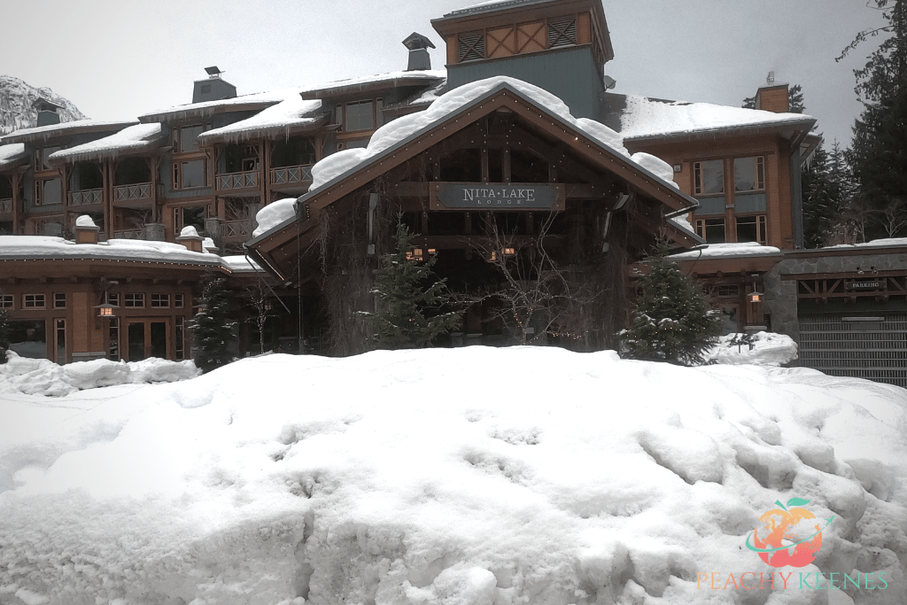 Whistler In Winter: Travel, Snowboarding, and Scandanave Spa