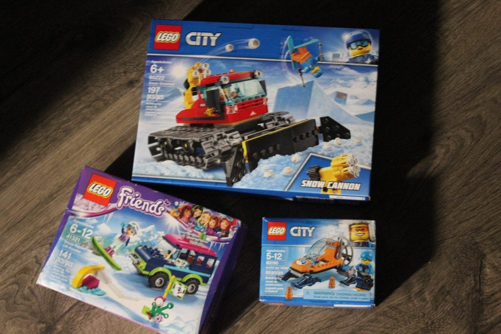 lego sets good for traveling
