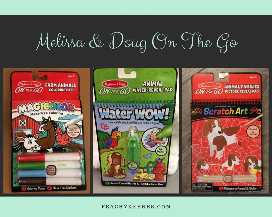 Melissa & Doug Magic Color, Water Wow!, Scratch Art