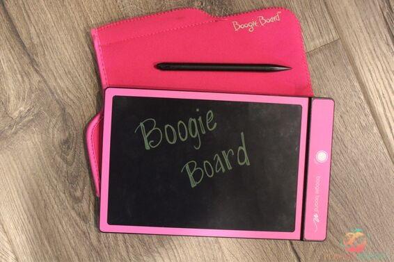 pink Boogie Board & Neoprene case