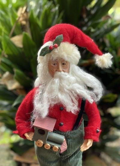 picture of Santa Claus