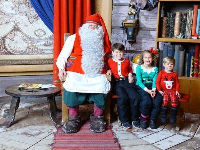 Santa Claus Village Activities in Rovaniemi, Finland
