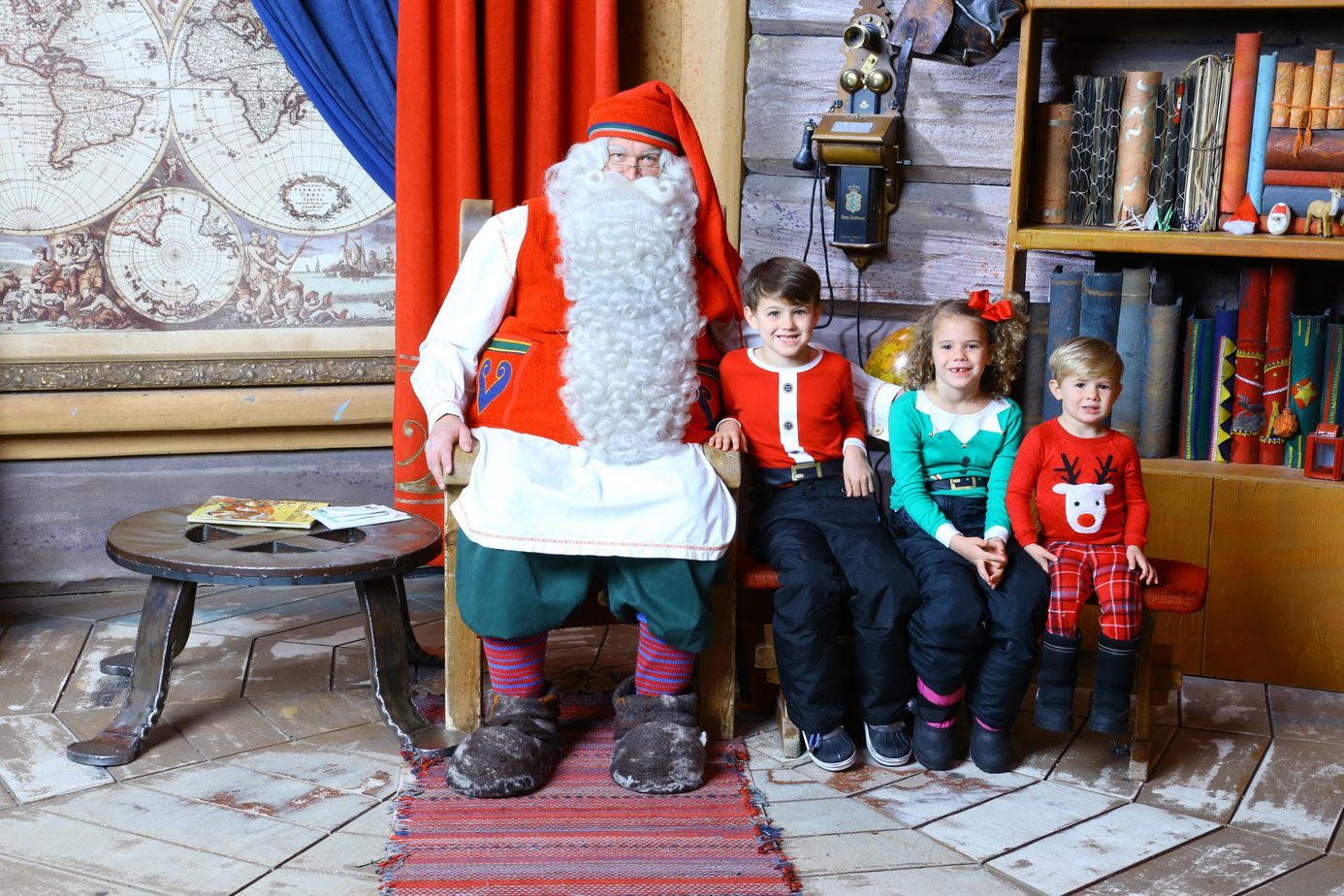 Family Guide To Santa Claus Village Finland