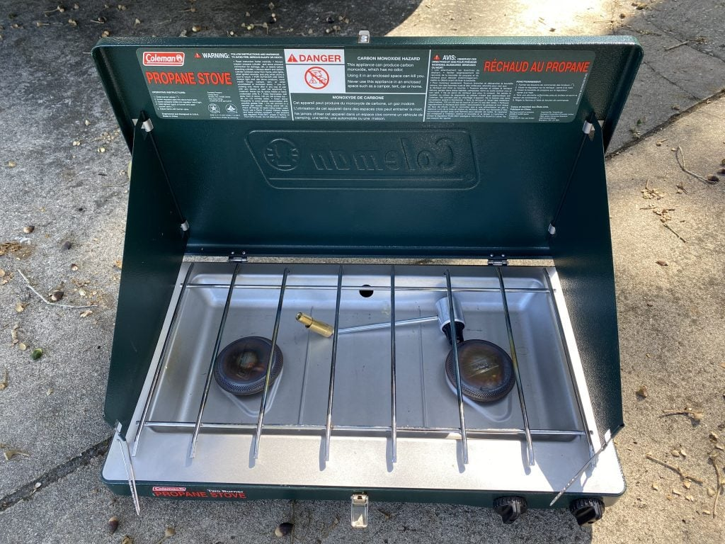 Coleman Camping Stove: Family Camping Gear